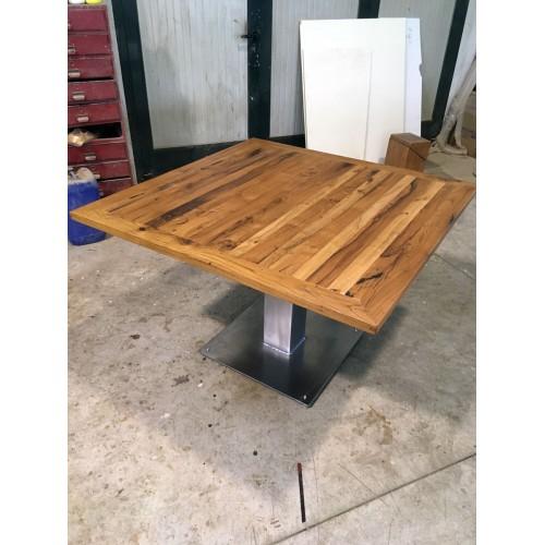 Tavolo in rovere quercia antica