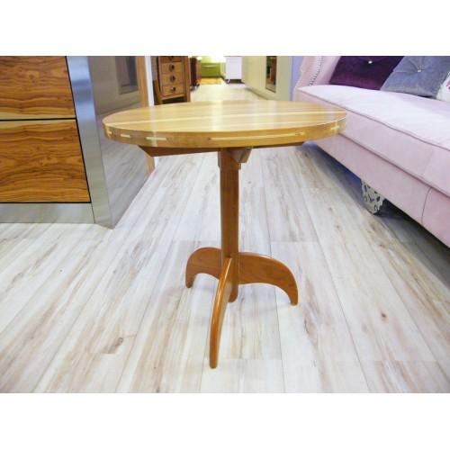 Tavolino ovale in Ciliegio