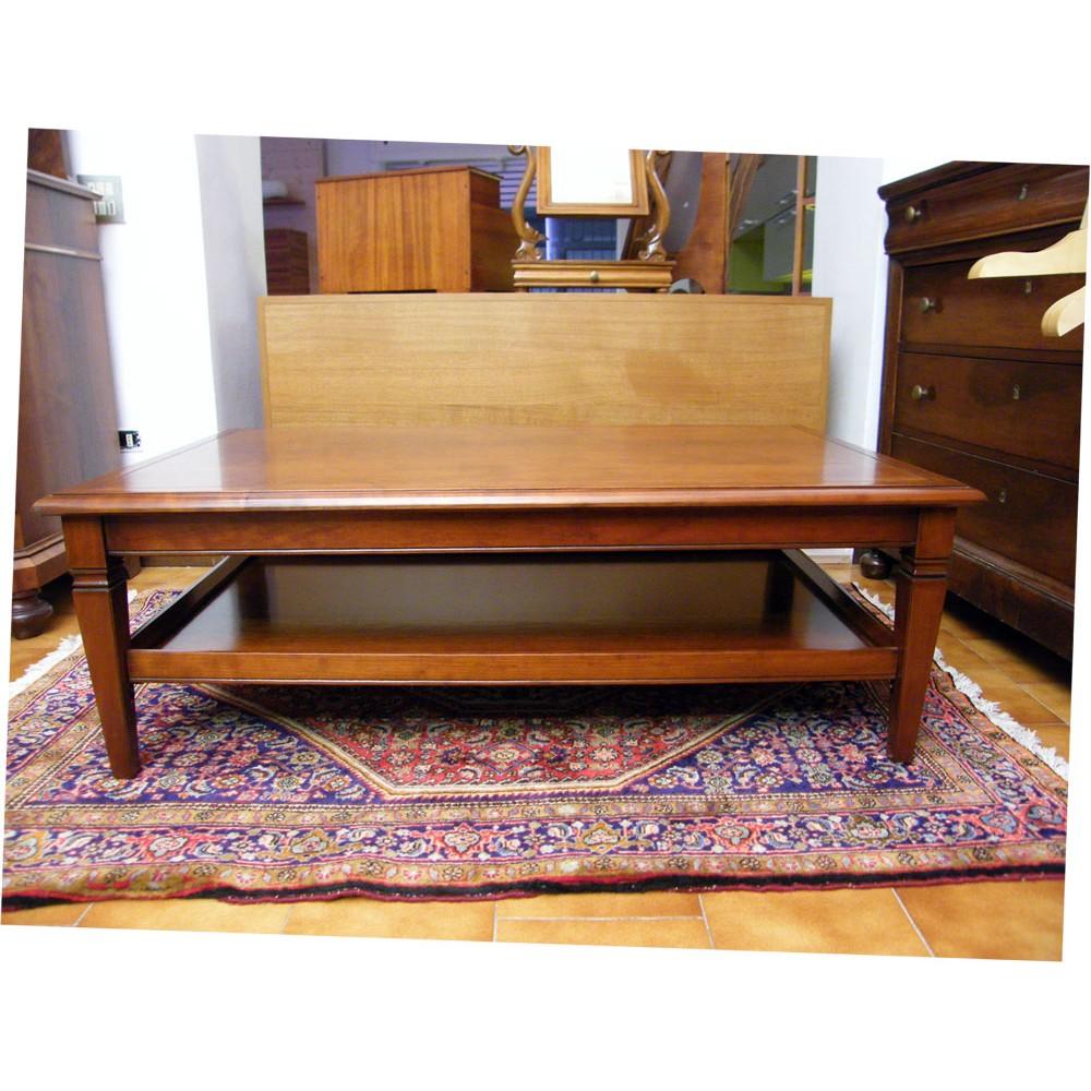 Mobili soggiorno : Tavolino da soggiorno in Ciliegio