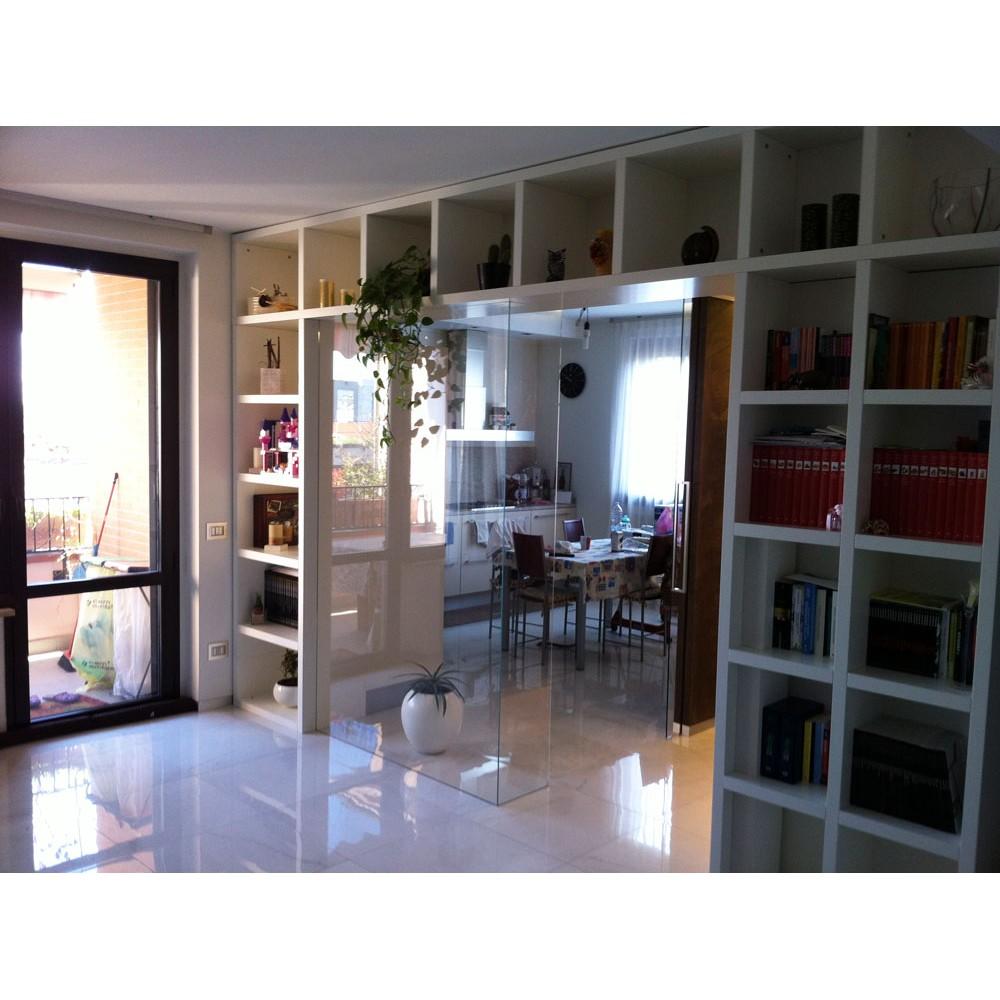 Mobili per soggiorno: soluzioni di arredo realizzato su misura per ...