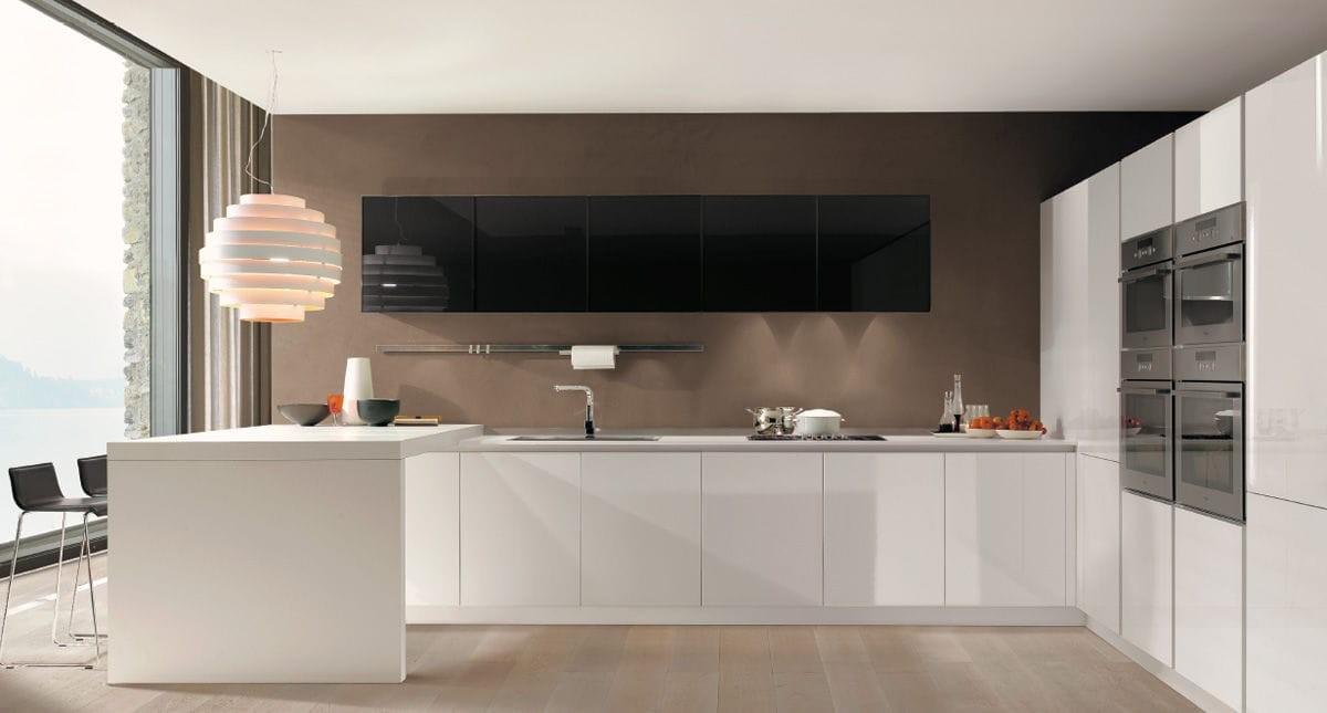 progettazione e realizzazione cucine su misura a Caravaggio provincia di Bergamo
